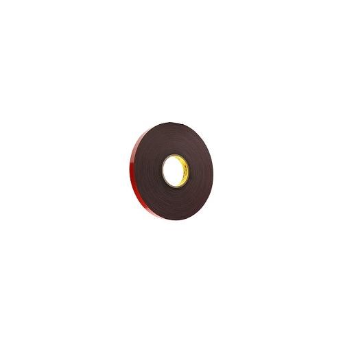 3M 4611F Grey Acrylic Foam Tape 12mm x 33m