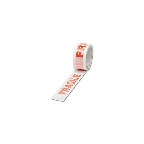 'Fragile' tape low-noise 48mm x 66m