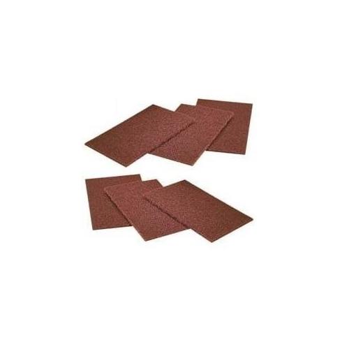 Scotch-Brite hand Abrasive Pads (All Purpose Very Fine) 155mm x 225mm (10 Pads Per pack )