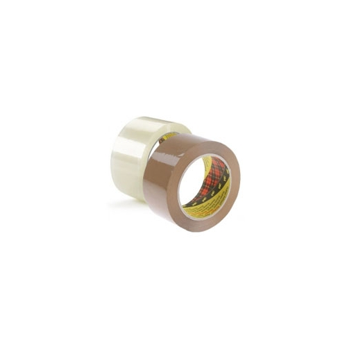 3M™ 309 Scotch® Low Noise Packaging Tape 48mm x 66m