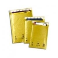 GOLD Mailite Bubble Lined Envelopes