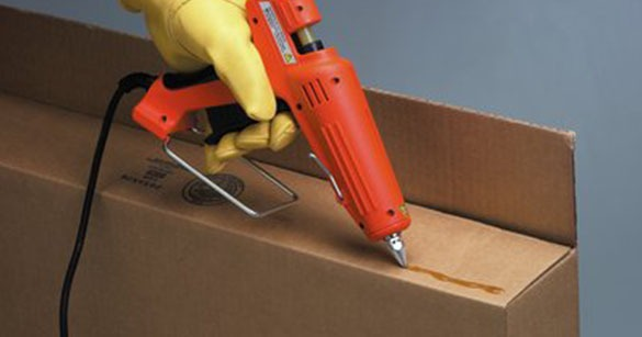 Safety Tips For Working With Hot Melt Adhesive