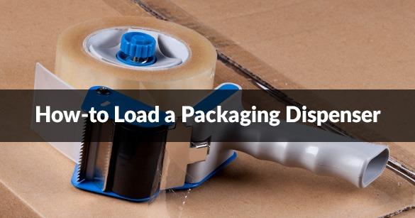 How To Load A Packaging Dispenser Gun