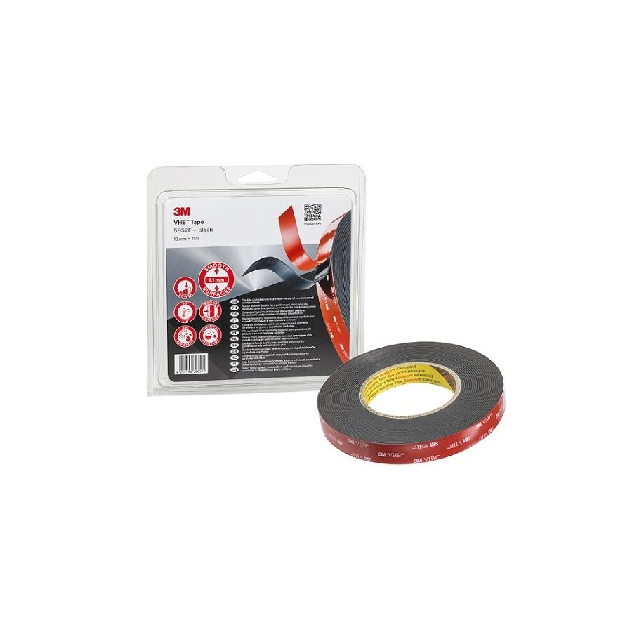 3M™ VHB™ 5952F Tape - Black