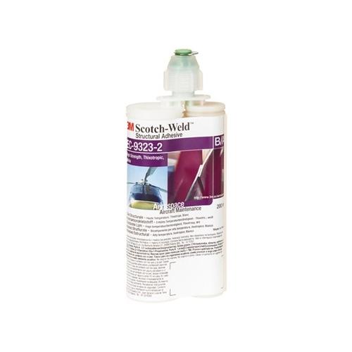 3M™ EC-9323-2 B/A Scotch-Weld™ EPX Adhesive - 400ml Tube