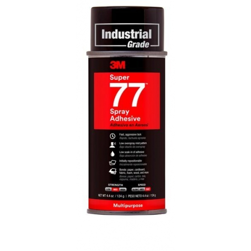 3M™ Spray 77 Adhesive-500ml Can