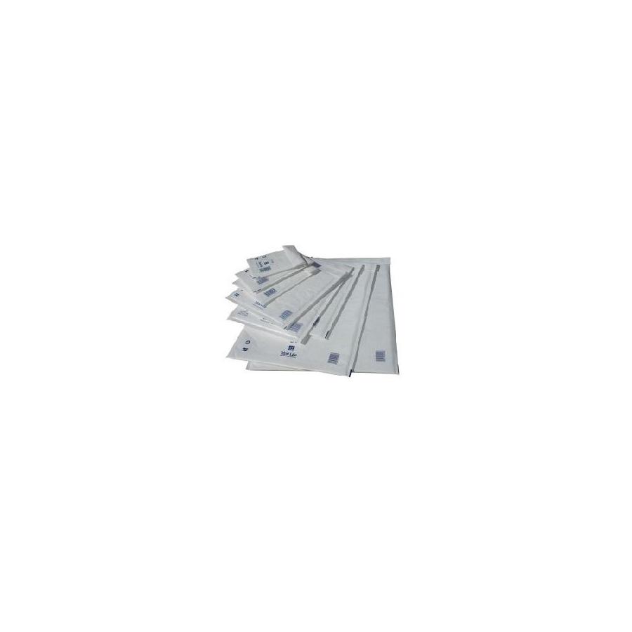 A 000 Padded Envelopes 100mm X 150mm White