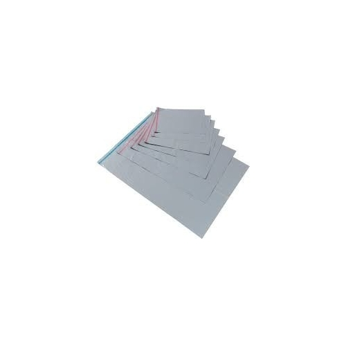 Grey Mailing Bags FP3 - 250mm x 350mm + 40mm LIP (10