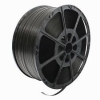 Polypropylene Strapping Medium Duty Black 12mm x 1500m