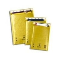 GOLD Mailite Bubble Lined Envelopes