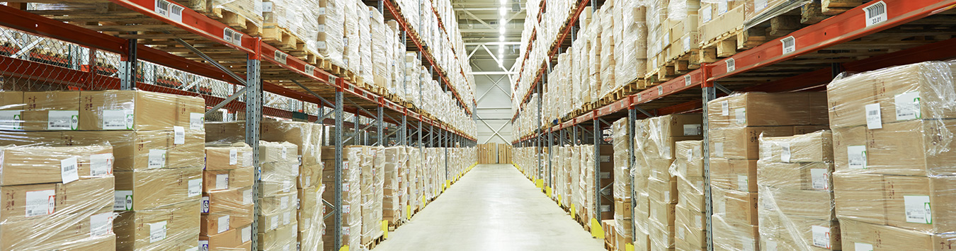 Warehouse and delivery packaging products