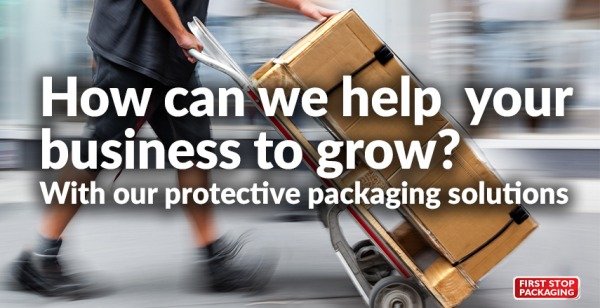 How Can We Help Your Business to Grow? – With our protective packaging solutions