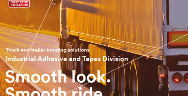 Truck and Trailer Builder – 3M™ VHB™ Tape, what can it do for you?